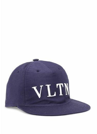 Valentino Şapka Lacivert